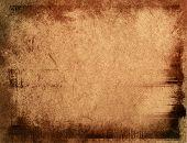 Marco de fondo abstracto