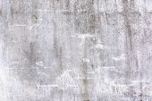 Abstract Light Gray Background With Scratches And Stains. Texture Of Old Plaster, Putty. Bright Beau poster