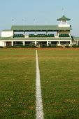 Polo Field And Stands