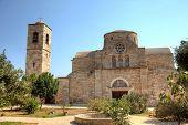 St.Barnabas Church in Northern Cyprus