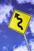 image of traffic sign  - traffic sign clear solar daytime - JPG