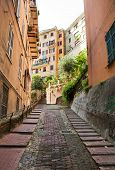 Streets In Genoa
