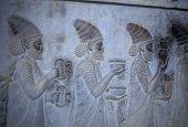 Tribute Bearers (Lydians)