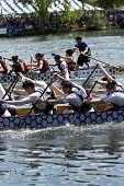 Piranhas DBC Dragon Boat racing