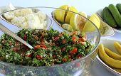 Lebanese salad - taboule