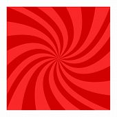 Red Spiral Background. Spiral Color Red For Background. Red Vector Background. Red Spiral Background poster