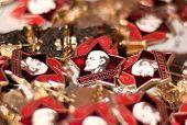 Soviet Pioneer Badges With Lenin'S Portrait