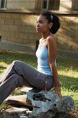 Attractive Black Girl