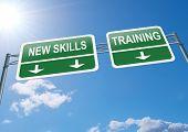 Novo conceito de competências.
