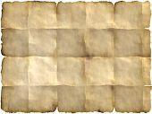 Folded Parchment
