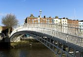Hapenny Brücke