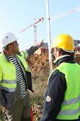 mano de obra en construcción