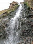 Seascape Waterfall