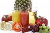 Fruits And Juicy