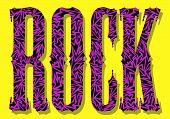 Rock word