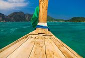 Asian Boat Getaway Journey