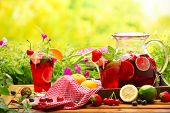 pic of sangria  - Refreshing sangria  - JPG