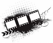 Grunge película Banner