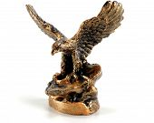 Mountain Eagle Statue