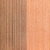Texture Striped Walnut, Wooden Background
