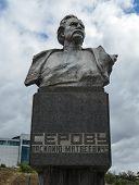 Monument To Vasilii Matveevich Serov, Russian Revolutionary