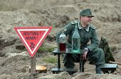 picture of landmines  - Military history - JPG