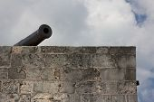 Cannon Over The Ramparts