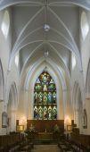 Church Building Interior