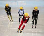 Ladies' 1000 M Heats Short Track Heats