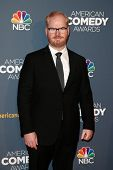 NEW YORK-APR 26: Comedian Jim Gaffigan attends the American Comedy Awards at the Hammerstein Ballroo