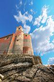 Church Of San Giorgio - Tellaro Liguria Italy