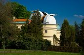Observatory on Petrin Hill.