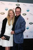 LOS ANGELES - APR 25:  Lauralee Bell, Scott Martin at the 2014 LA Modernism Show Opening Night at 3L