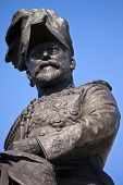 King Edward Vii Monument In Liverpool