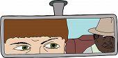 Nervous Cab Driver