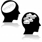 Empty And Busy Minds