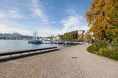 Lucerne city