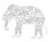 Hanuman Elephant