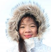 Child In Winter