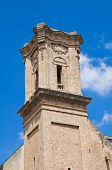 Church of St. Francesco. Fasano. Puglia. Southern Italy.