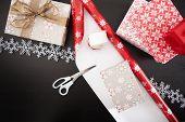 Christmas Gift Box Preparation
