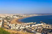 Panorama Of Agadir, Morocco