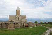 Monastery Alawerdi, Kakheti, Georgia, Europe