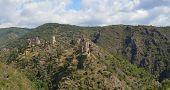 Lastours Four Castles Languedoc