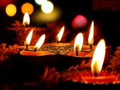 Diwali Ritual Lamps