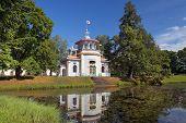Chinese Pavilion In Tsarskoye Selo (pushkin), Saint-petersburg