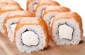 Sushi Roll Macro