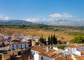 View On The Outskirts Of Ronda Village