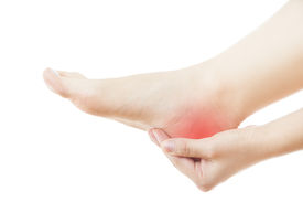 pic of chiropractor  - Pain in the foot - JPG