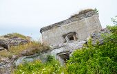 Demolished Military Fortifications In Liepaja,